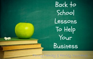 back to school lessons for your business