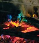 rainbow fire crystals